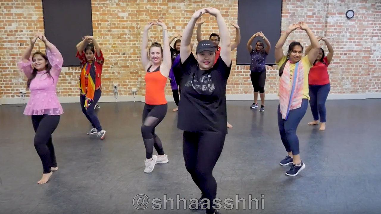Luv Letter – Easy and Cute Bollyfit Cardio Routine by Shashi