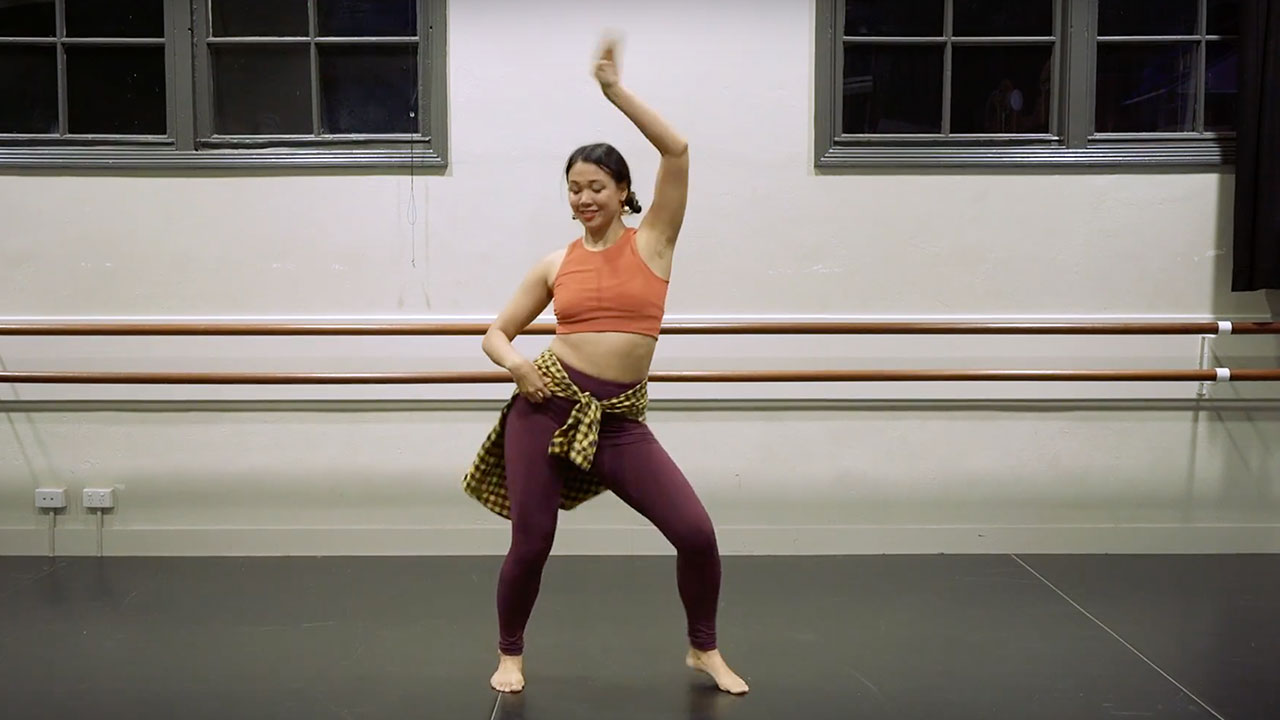 Full Dance for Tutorial – Swag Se Swagat
